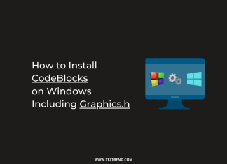 Setup CodeBlocks on Windows