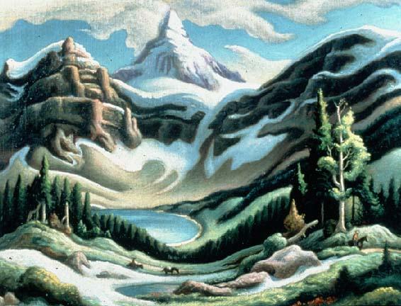 Benton Thomas Paintings