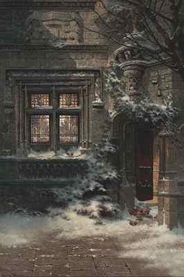 Edwin Deakin California Painter Of The Picturesque