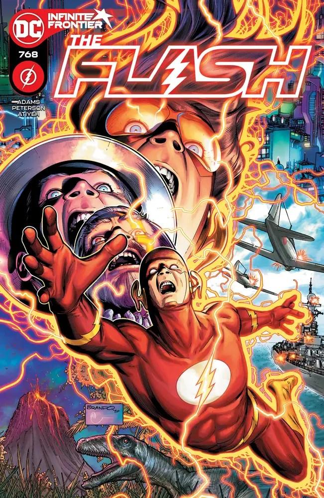0121DC036 ComicList: DC Comics New Releases for 03/31/2021