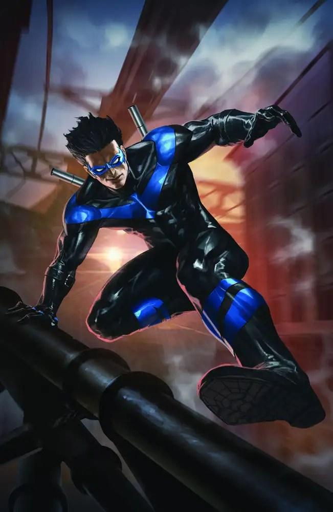 0121DC041 ComicList: DC Comics New Releases for 03/17/2021