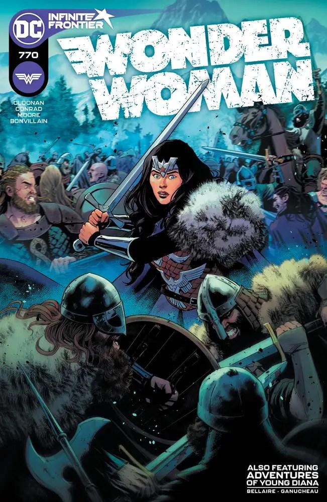 0121DC042 ComicList: DC Comics New Releases for 03/10/2021