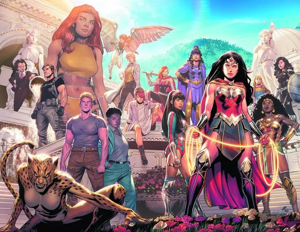 0121DC043 ComicList: DC Comics New Releases for 03/10/2021