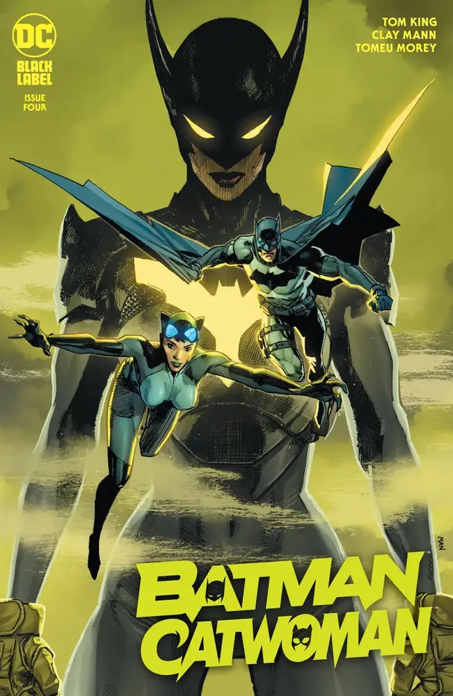 0121DC060 ComicList: DC Comics New Releases for 03/31/2021