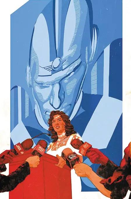 0121DC078 ComicList: DC Comics New Releases for 03/31/2021