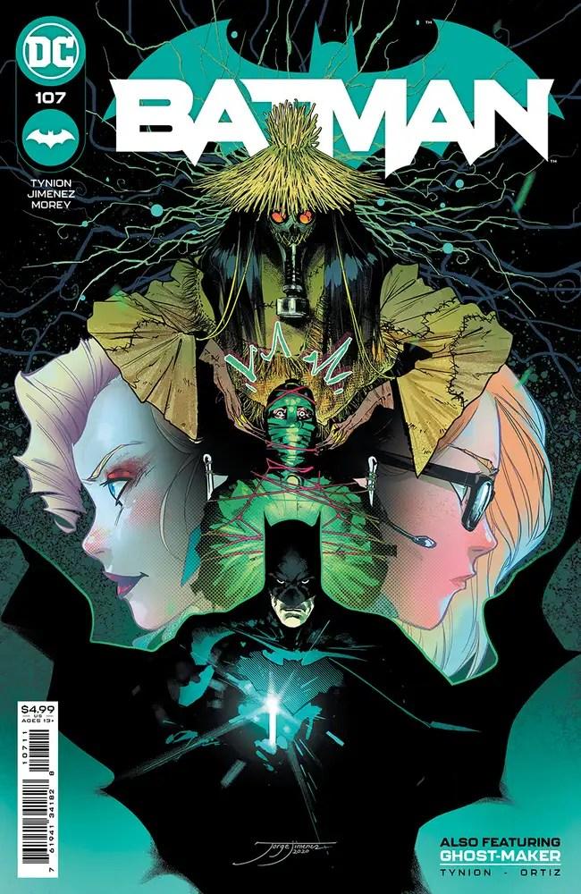 0221DC026 ComicList: DC Comics New Releases for 04/07/2021