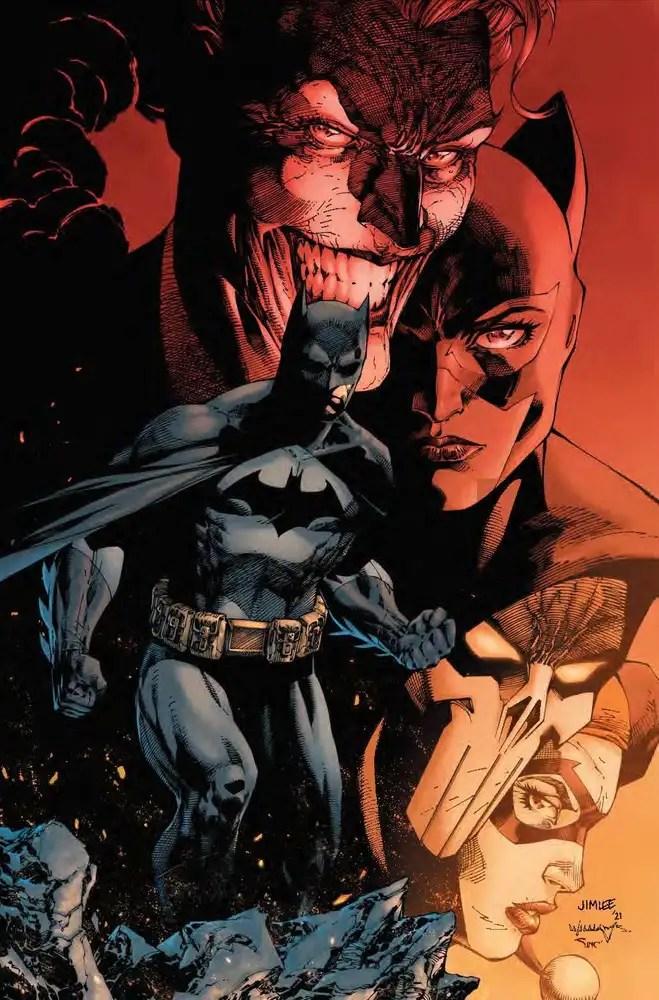 0221DC039 ComicList: DC Comics New Releases for 06/02/2021