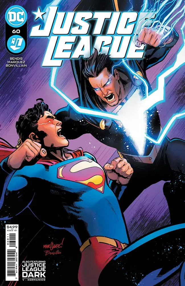 0221DC058 ComicList: DC Comics New Releases for 04/21/2021