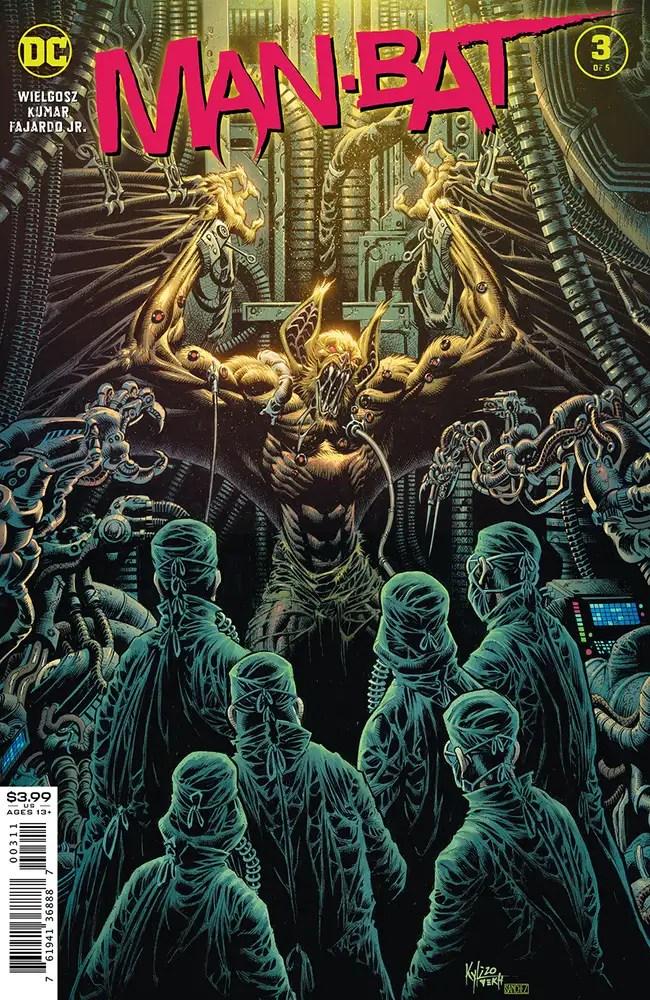 0221DC060 ComicList: DC Comics New Releases for 04/07/2021