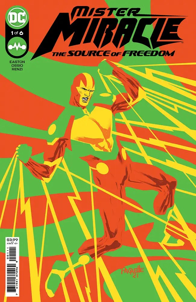 0321DC001 ComicList: DC Comics New Releases for 05/26/2021