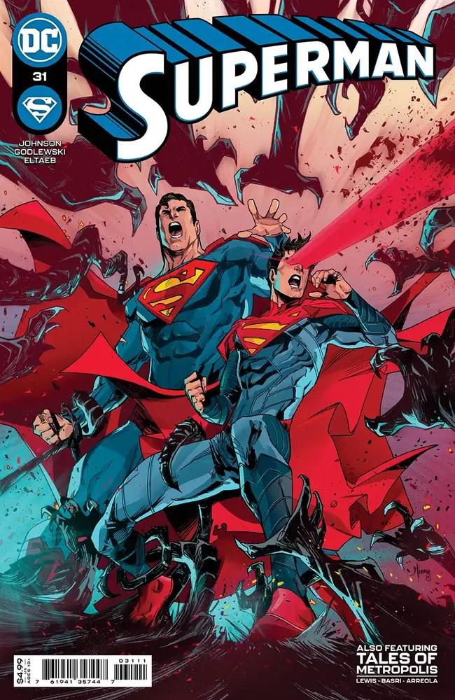 0321DC029 ComicList: DC Comics New Releases for 05/12/2021