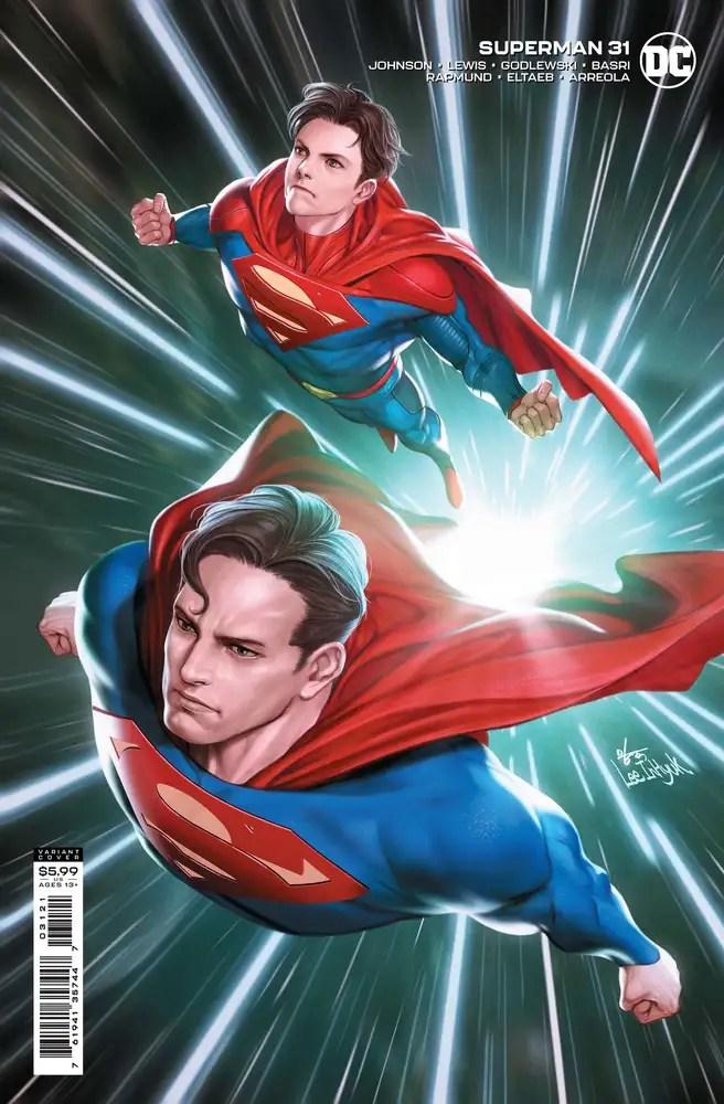 0321DC030 ComicList: DC Comics New Releases for 05/12/2021