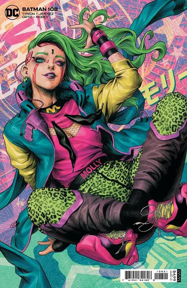 0321DC034 ComicList: DC Comics New Releases for 05/05/2021