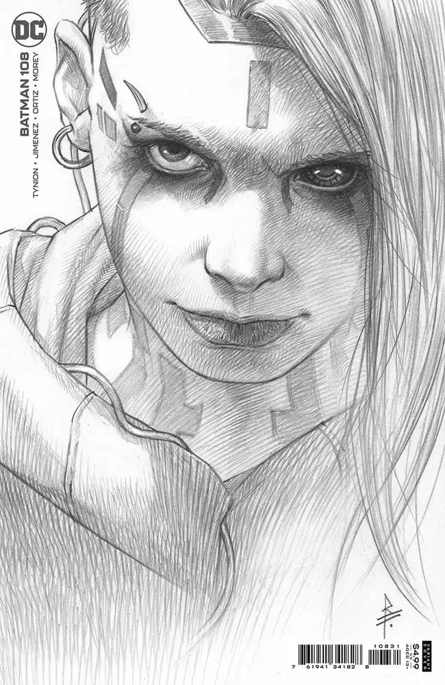 0321DC035 ComicList: DC Comics New Releases for 05/05/2021