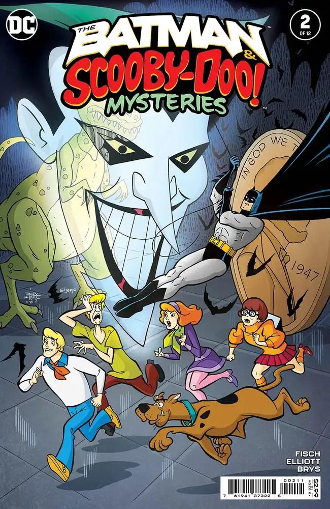 0321DC045 ComicList: DC Comics New Releases for 05/12/2021
