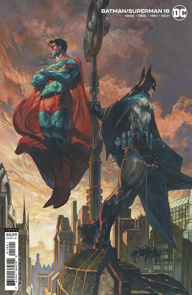 0321DC047 ComicList: DC Comics New Releases for 05/26/2021