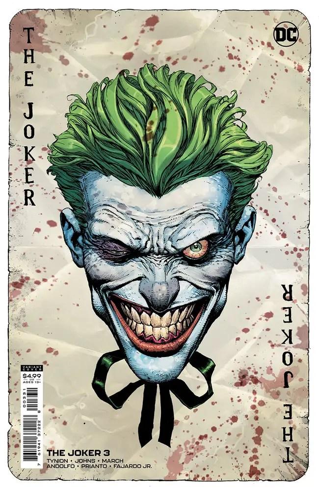 0321DC067 ComicList: DC Comics New Releases for 05/12/2021