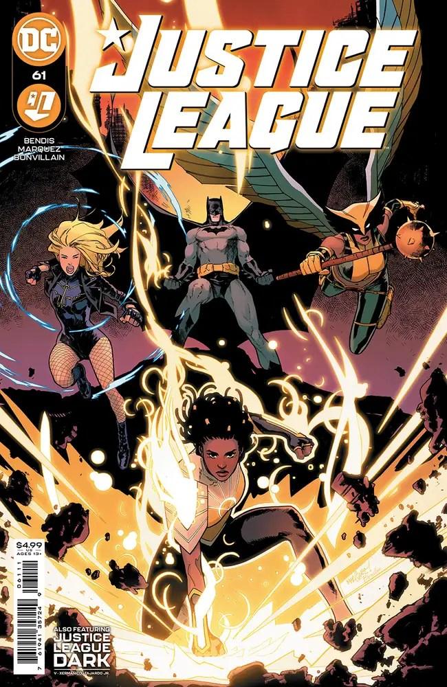 0321DC070 ComicList: DC Comics New Releases for 05/19/2021