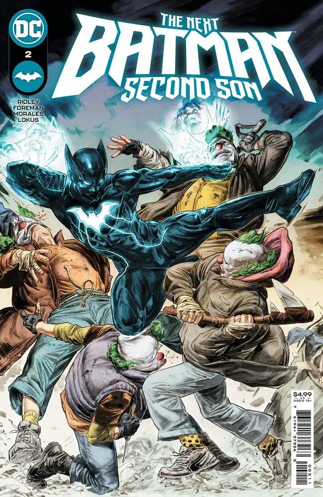 0321DC075 ComicList: DC Comics New Releases for 05/05/2021