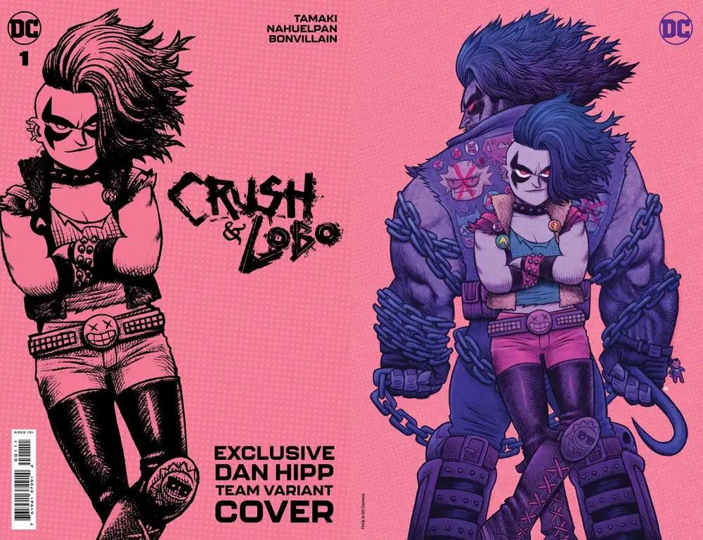 0421DC012 ComicList: DC Comics New Releases for 06/02/2021