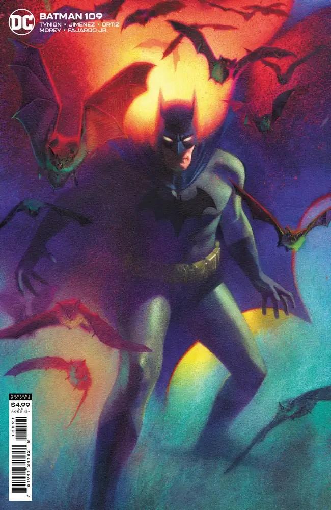 0421DC055 ComicList: DC Comics New Releases for 06/02/2021