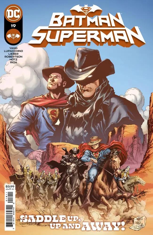 0421DC063 ComicList: DC Comics New Releases for 06/23/2021