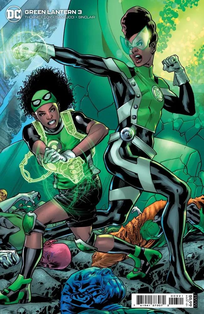 0421DC080 ComicList: DC Comics New Releases for 06/02/2021