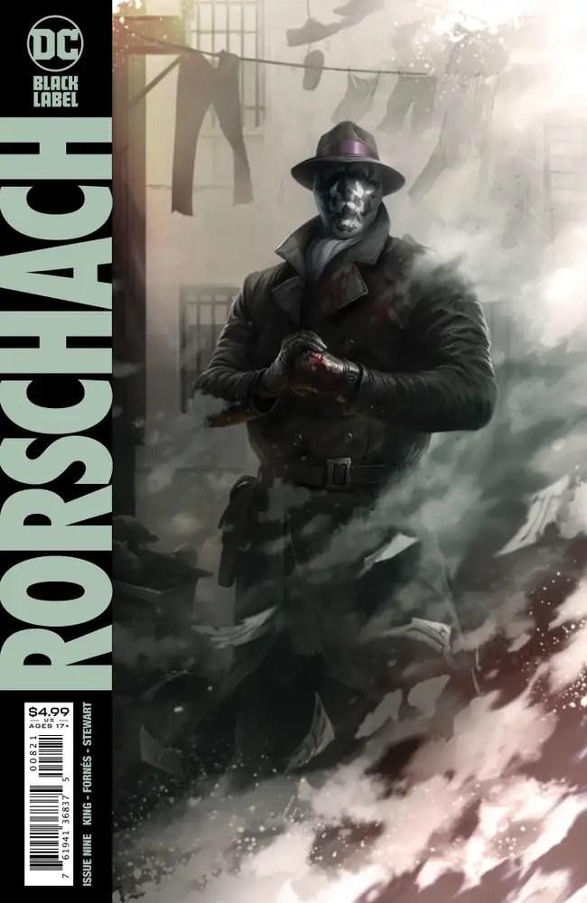 0421DC103 ComicList: DC Comics New Releases for 06/09/2021