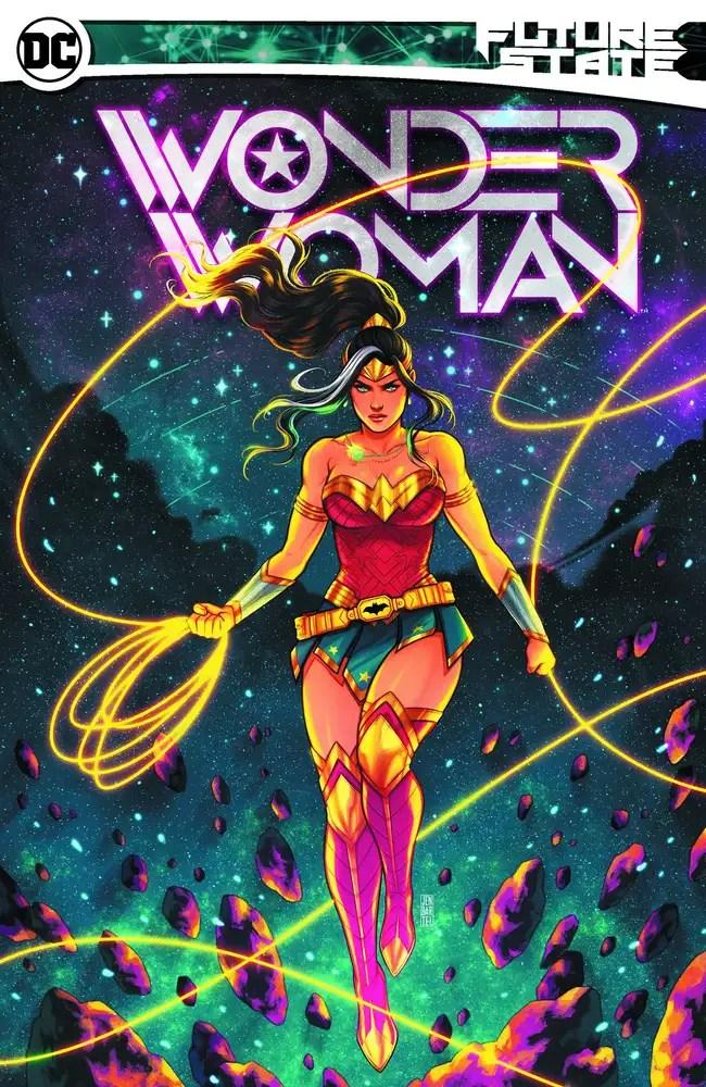 0421DC144 ComicList: DC Comics New Releases for 07/21/2021