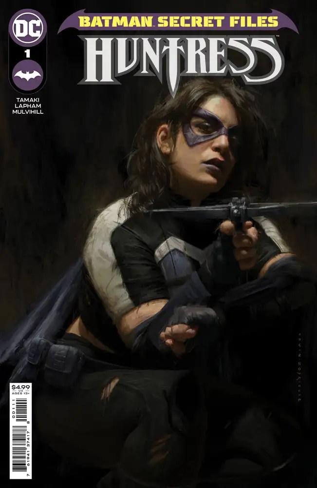 0521DC028 ComicList: DC Comics New Releases for 07/28/2021