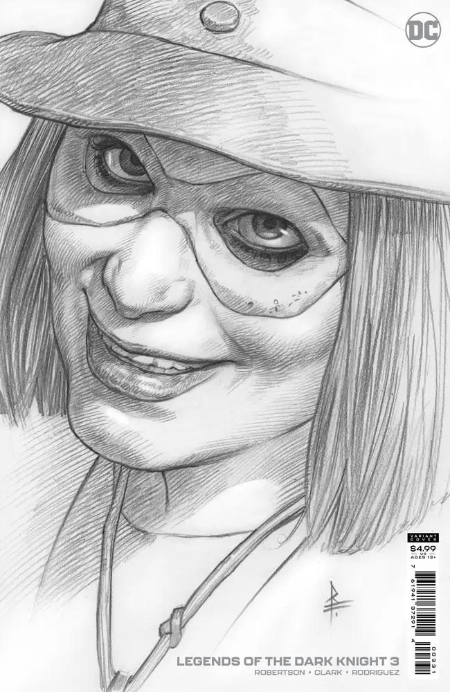 0521DC095 ComicList: DC Comics New Releases for 07/21/2021