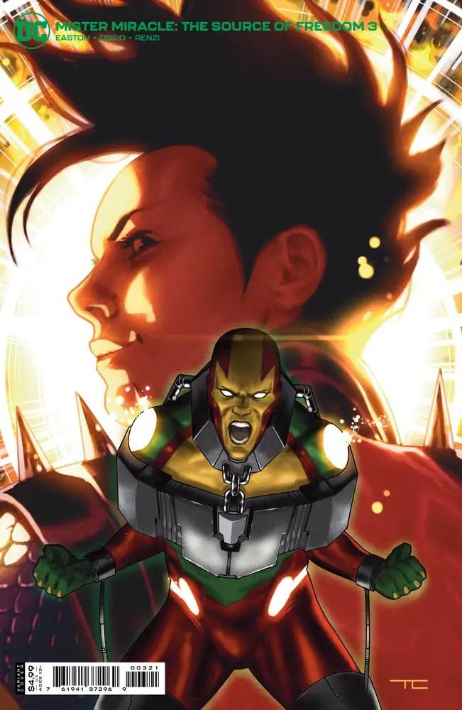 0521DC097 ComicList: DC Comics New Releases for 07/28/2021
