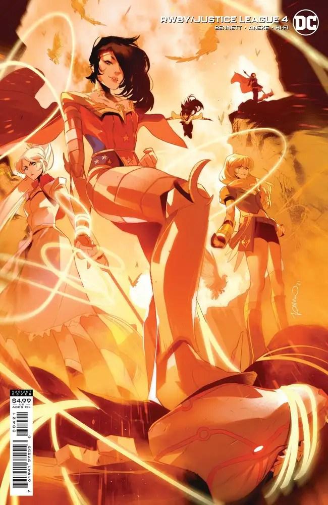 0521DC105 ComicList: DC Comics New Releases for 07/28/2021