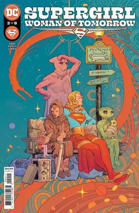 0521dc112 ComicList: DC Comics New Releases for 07/21/2021
