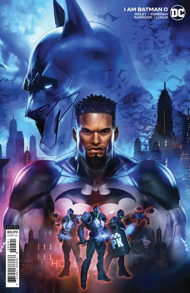 0621DC008 ComicList: DC Comics New Releases for 08/11/2021