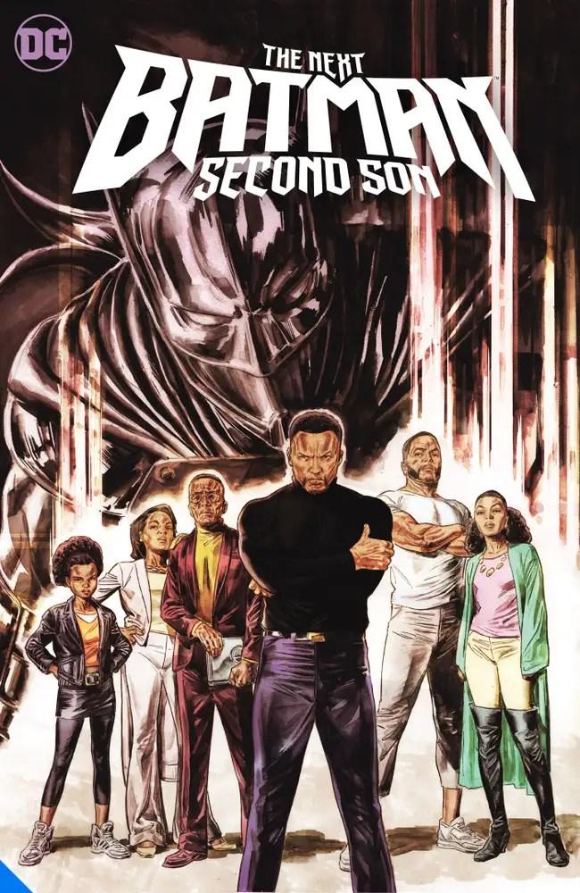 0621DC010 ComicList: DC Comics New Releases for 09/08/2021