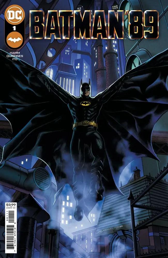 0621DC018 ComicList: DC Comics New Releases for 08/11/2021