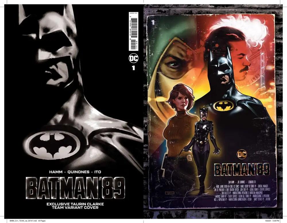 0621DC020 ComicList: DC Comics New Releases for 08/11/2021
