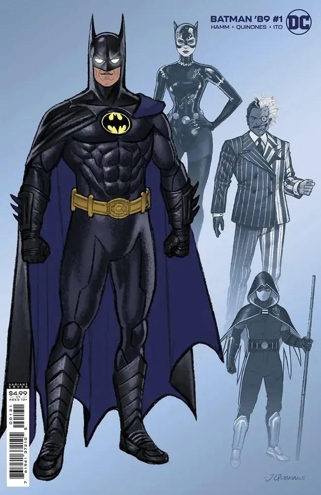 0621DC021 ComicList: DC Comics New Releases for 08/11/2021