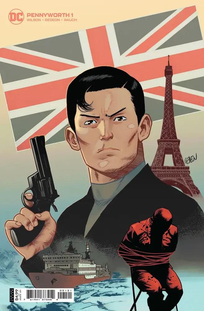 0621DC037 ComicList: DC Comics New Releases for 08/11/2021
