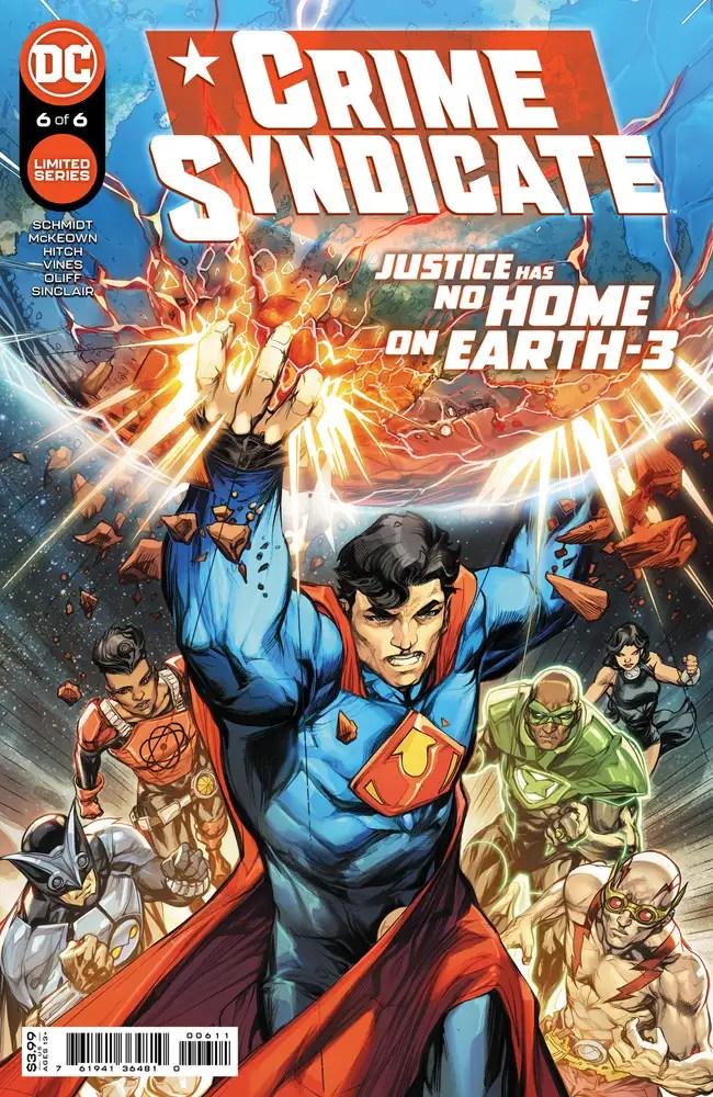 0621DC095 ComicList: DC Comics New Releases for 08/04/2021