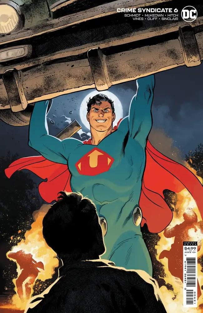 0621DC096 ComicList: DC Comics New Releases for 08/04/2021