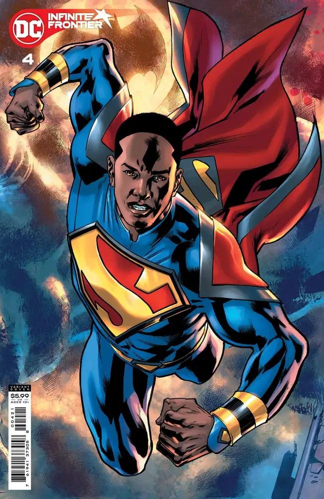 0621DC117 ComicList: DC Comics New Releases for 08/11/2021