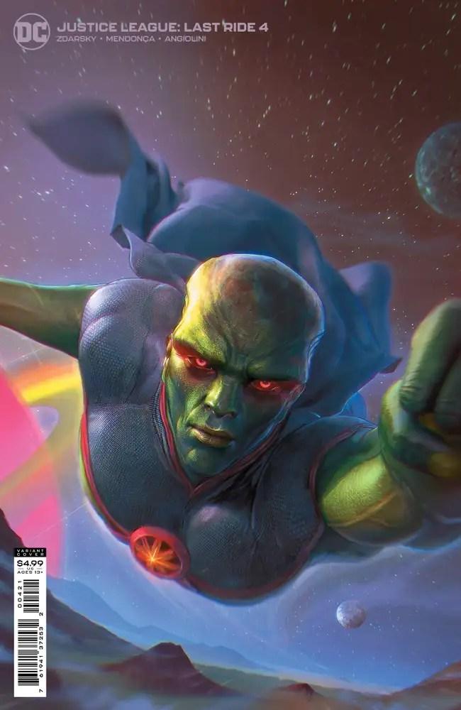 0621DC128 ComicList: DC Comics New Releases for 08/11/2021