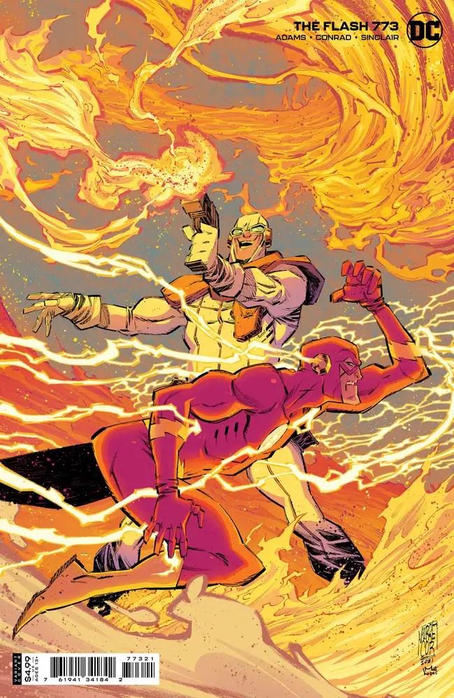 0621DC171 ComicList: DC Comics New Releases for 08/18/2021
