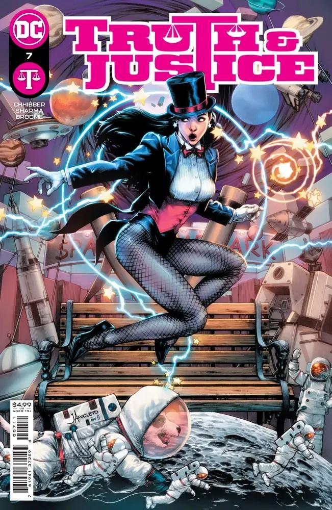 0621DC182 ComicList: DC Comics New Releases for 08/18/2021