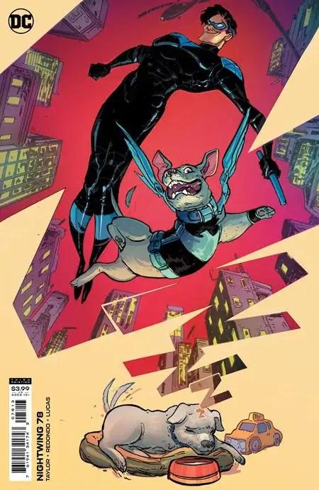 0621dc800 ComicList: DC Comics New Releases for 07/28/2021