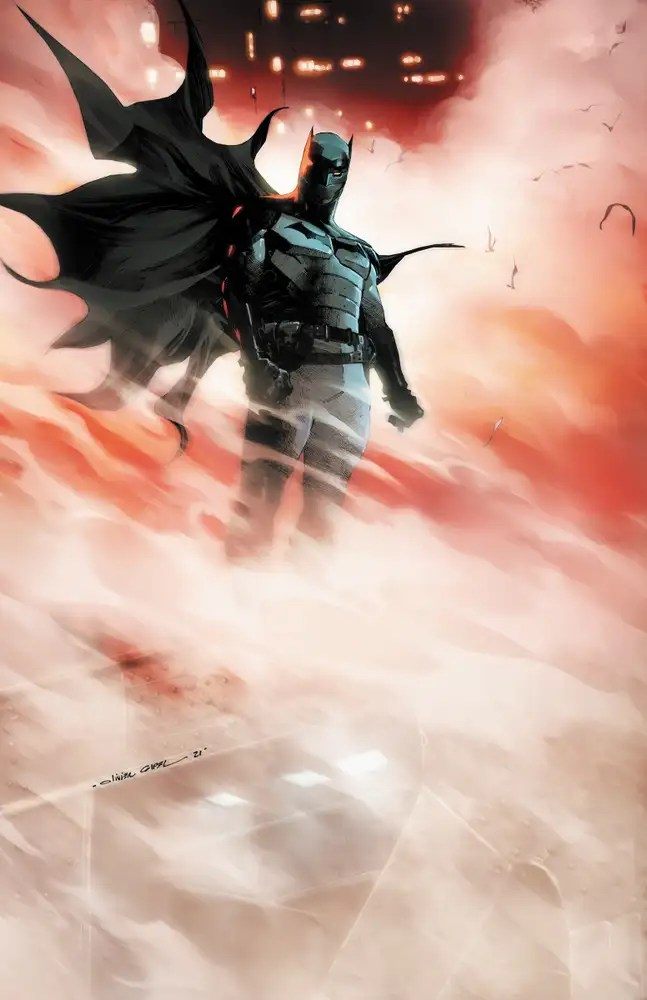 0721DC001 ComicList: DC Comics New Releases for 09/15/2021