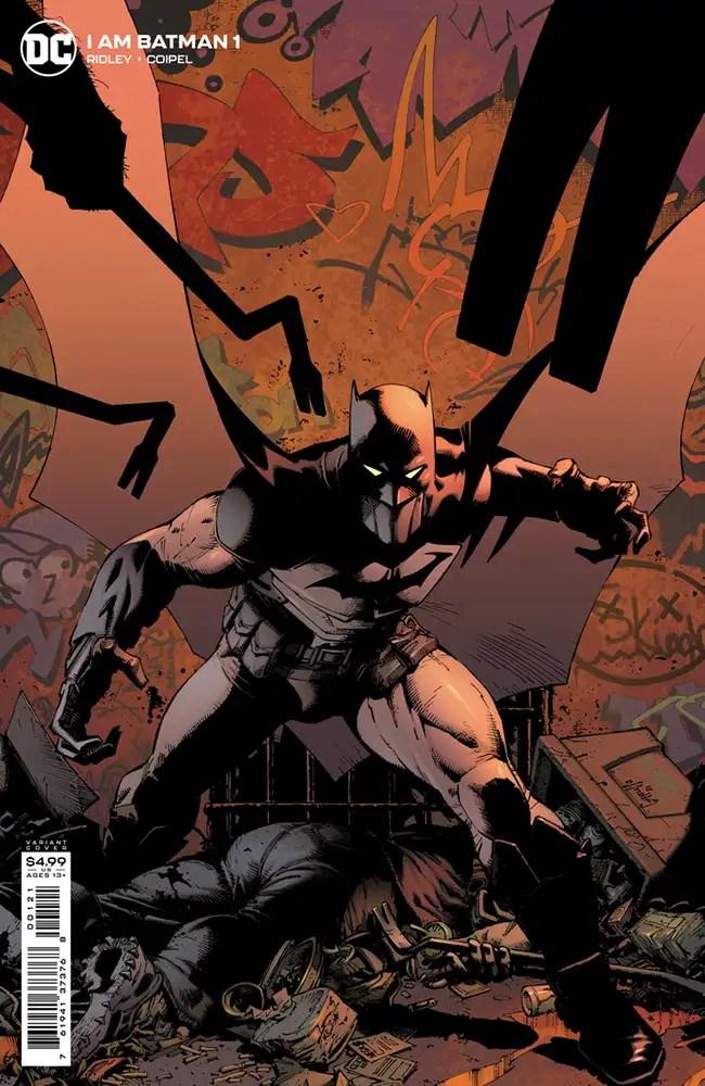 0721DC002 ComicList: DC Comics New Releases for 09/15/2021