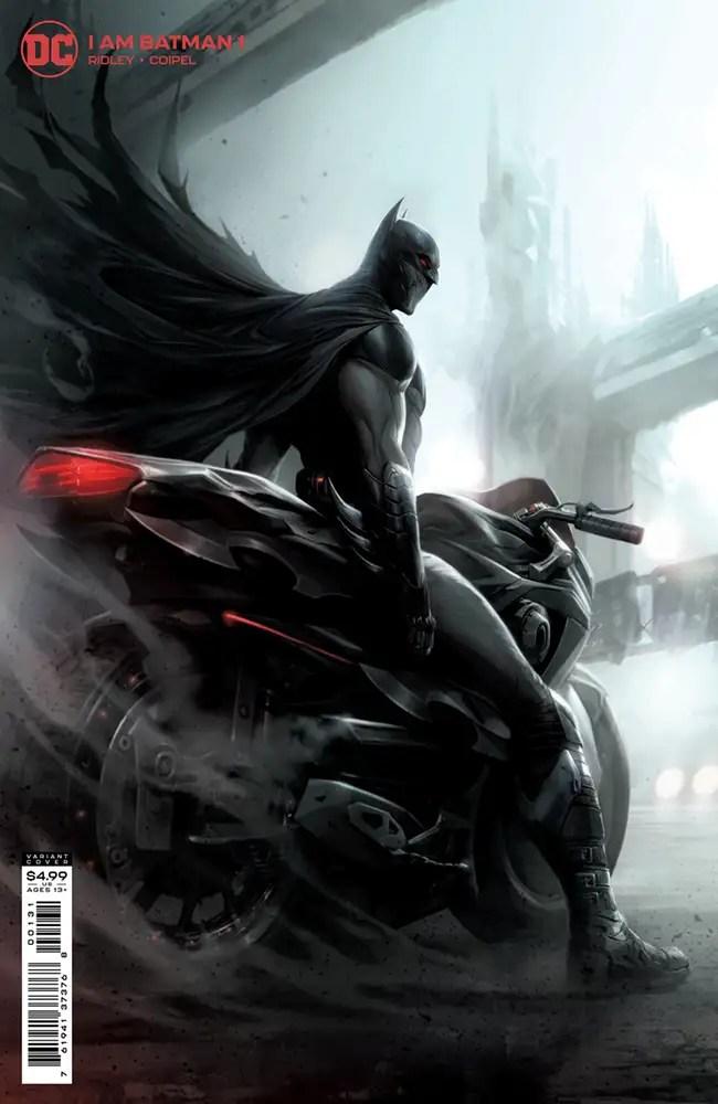 0721DC003 ComicList: DC Comics New Releases for 09/15/2021